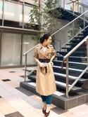 Maki Tobikaさんの「メタリックカードケース(TODAYFUL|トゥデイフル)」を使ったコーディネート