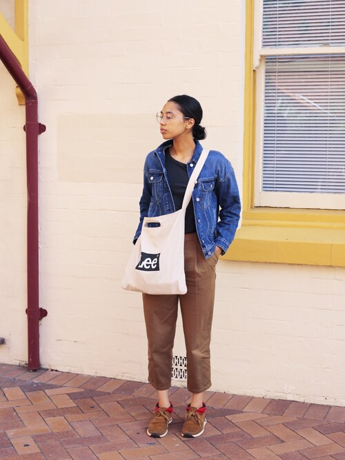 「Malisset-Folk Suede and Knitted Sneakers(Visvim)」 using this vasitii looks