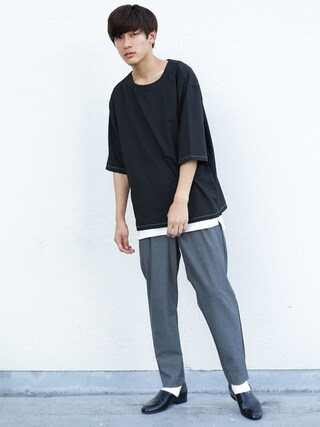SENSE OF PLACE by URBAN RESEARCH|SENSE OF PLACE ONLINE STORE MENさんのシャツ