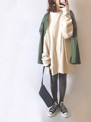 「【FALKE(ファルケ)】48455 SOFTMERINO RIB TI タイツ(FALKE)」 using this san looks