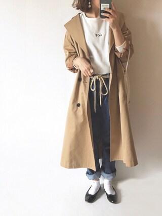 「ロープベルト(Another Edition)」 using this san looks