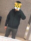 トラタイガー is wearing H&M