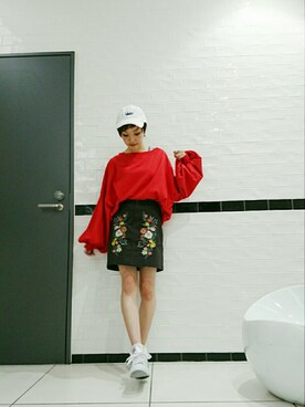 DOUBLE NAME 福岡ソラリア店|OKAMOTOさんさんの(DOUBLE NAME|ダブルネーム)を使ったコーディネート
