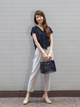 NATURAL BEAUTY BASIC|NBB STAFF16さんのコーディネート