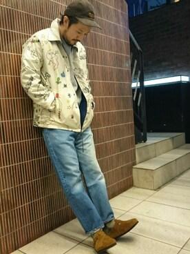 BEAVER渋谷店|naouさんの(POLeR OUTDOOR STUFF|ポーラーアウトドアスタッフ)を使ったコーディネート