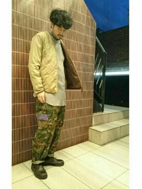 BEAVER渋谷店|naouさんの「Blundstone/ブランドストーン サイドゴアブーツ Men's(Blundstone)」を使ったコーディネート