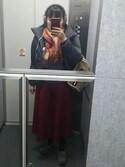 ayako.oさんの「エステルスパンスカーチョ2 743591(apart by lowrys|アパートバイローリーズ)」を使ったコーディネート