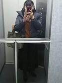 ayako.oさんの「エステルスパンスカーチョ 737623(apart by lowrys|アパートバイローリーズ)」を使ったコーディネート