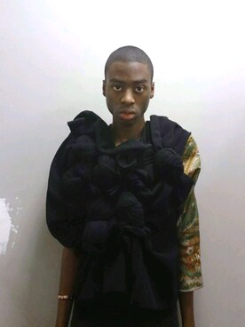 (COMME des GARCONS) using this Cameron Clark looks