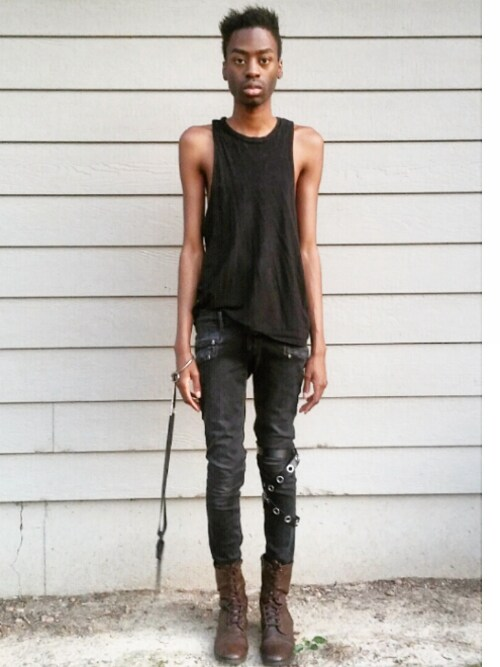 (ALLSAINTS) using this Cameron Clark looks