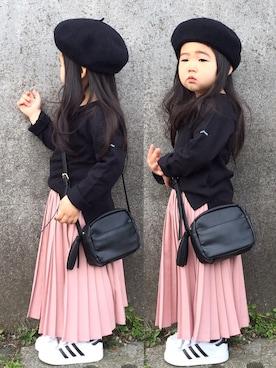 hanamen♡さんの(adidas|アディダス)を使ったコーディネート