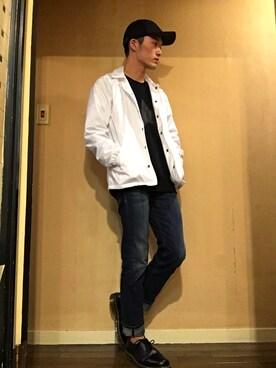 yusukeさんの(HUF|ハフ)を使ったコーディネート