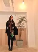 Se7en Chengさんの(asobio)を使ったコーディネート