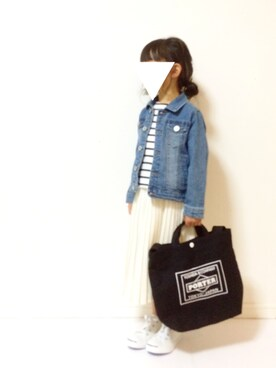 kannn さんの「TRAVEL COUTURE by LOWERCASE キャンバストートバッグS(URBAN RESEARCH|アーバンリサーチ)」を使ったコーディネート