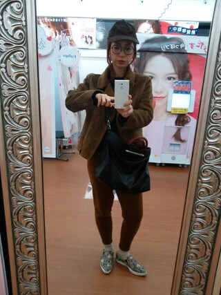 mitsuekoさんの(GU|ジーユー)を使ったコーディネート