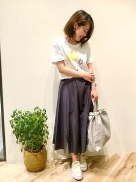 un dix cors京阪モール店 sa-kiiさんのコーディネート