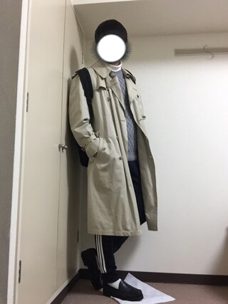 dai7さんの「MEN ソフトタッチタートルネックT(長袖)(ユニクロ|ユニクロ)」を使ったコーディネート