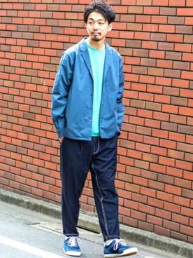 BEAUTY&YOUTH UNITED ARROWS|Daisuke Kuoriさんの(BEAUTY&YOUTH UNITED ARROWS|ビューティアンドユースユナイテッドアローズ)を使ったコーディネート