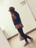 Atsukoさんの「ミニマルシェバッグ / Mini Marche Bag(TODAY'S SPECIAL|トゥデイズスペシャル)」を使ったコーディネート