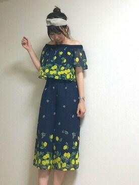 黒田彩水さんのコーディネート
