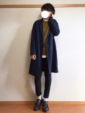 daiさんの(GU|ジーユー)を使ったコーディネート
