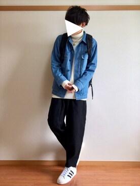 daiさんの(UNIQLO|ユニクロ)を使ったコーディネート