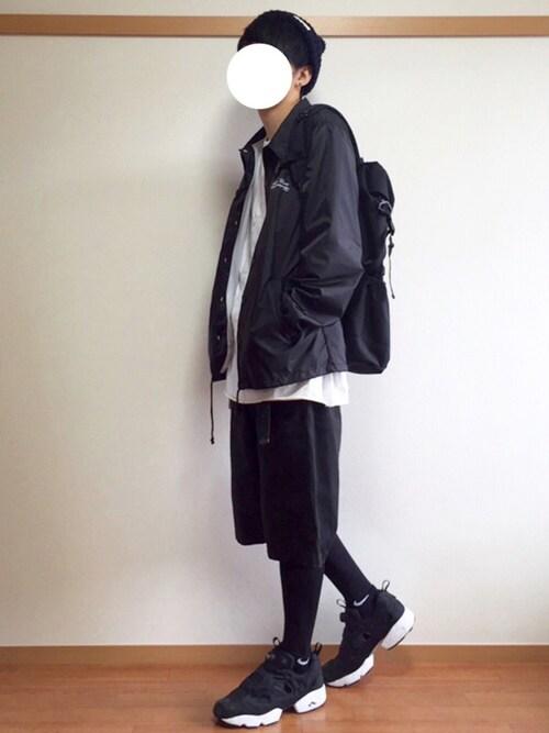 daiさんの「◆WEGO/スラブ天竺ビッグTシャツ(WEGO)」を使ったコーディネート