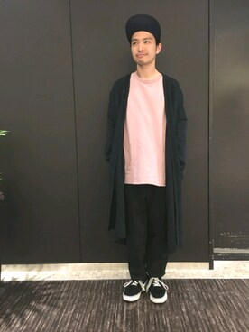 JUNRed グランフロント大阪|YU_JUNredさんの(JUNRed|ジュンレッド)を使ったコーディネート