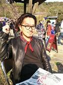 Hisanobu Sakanakaさんの「ゴートレザー シングルライダースジャケット -2017SS-(FREAK'S STORE フリークスストア)」を使ったコーディネート