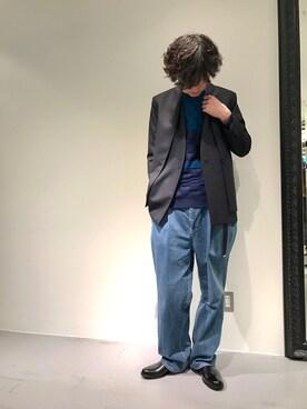 Lui's 天王寺店|r.kobata1204さんの(CLANE|クラネ)を使ったコーディネート