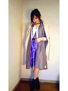 ichiruno|Sayuri 一縷のさんの(Handmade|ハンドメイド)を使ったコーディネート
