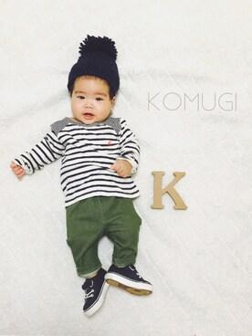 KOMUGIさんのコーディネート