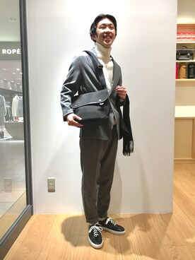 Bshop 札幌ステラプレイス店|naoyakatoさんの「【Brady(ブレディ)】AVON(BRADY)」を使ったコーディネート