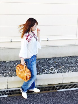 T♡mikiさんの(GRACE CONTINENTAL|グレースコンチネンタル)を使ったコーディネート