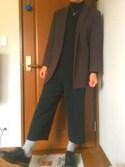 「Women Cashmere Turtleneck Sweater(UNIQLO)」 using this ぱぐ 【フォロー返します】 looks
