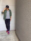 (NEW BALANCE) using this YASU looks