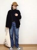 maimaiさんの「マルシェバッグ / Marche Bag(TODAY'S SPECIAL|トゥデイズスペシャル)」を使ったコーディネート