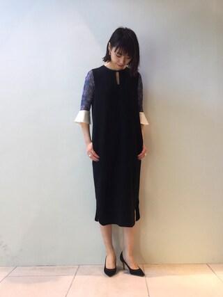 MIDWEST TOKYO WOMEN arimskさんの(mame マメ)を使ったコーディネート