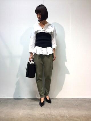 MIDWEST TOKYO WOMEN arimskさんの(MARY AL TERNA メアリ オル ターナ)を使ったコーディネート