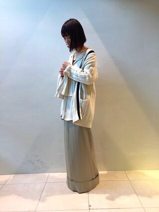 MIDWEST TOKYO WOMEN arimskさんの(RITO リト)を使ったコーディネート