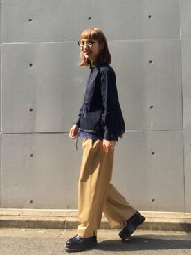 MIDWEST TOKYO WOMEN|arimskさんの(Sacai)を使ったコーディネート