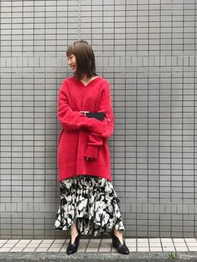 MIDWEST TOKYO WOMEN|arimskさんの(MM6)を使ったコーディネート