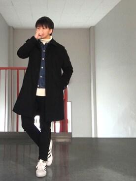 Takuya∞さんの(FREAK'S STORE フリークスストア)を使ったコーディネート