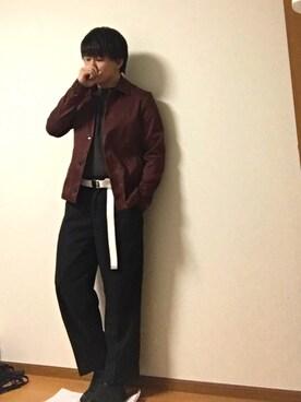 Takuya∞さんのコーディネート
