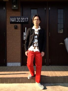 Ryoheiさんの(Dickies|ディッキーズ)を使ったコーディネート