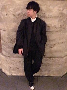 Yuseiさんの(ユニクロ|ユニクロ)を使ったコーディネート