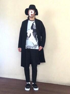 PaNdAさんの(KIJIMA TAKAYUKI|キジマ タカユキ)を使ったコーディネート