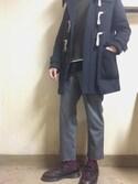 taikiさんの「【WEB限定】STUDIOUS プレミアムヘビーウェイトレイヤードタンクトップ(STUDIOUS|ステュディオス)」を使ったコーディネート