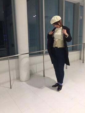 JUNRed 福岡パルコ|MOTOCHIKAさんの(JUNRed|ジュンレッド)を使ったコーディネート