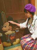 「Disney Store × OUTDOOR コラボ♡(Disney)」 using this Chie* looks